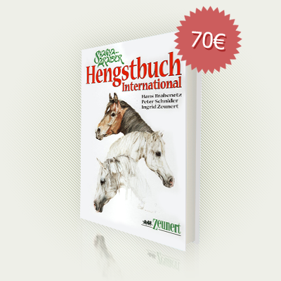 Shagya-Araber Hengstbuch International
