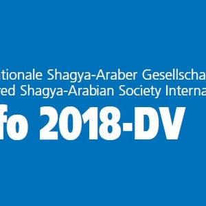 Arab Lovak Fesztiválja és ISG Gyűlés