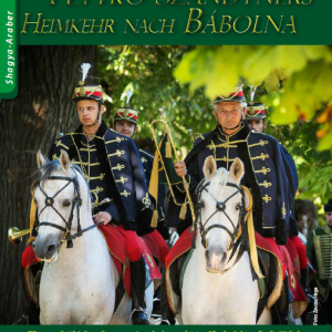 """""""Pettkó-Szandtner Tibor hazatér Bábolnára"""" cikk az Arabian Horses In The Focus-ban"""