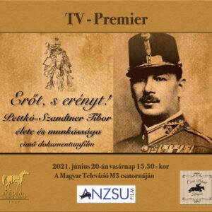 (Magyar) TV-premier-Pettkó-Szandtner Tibor